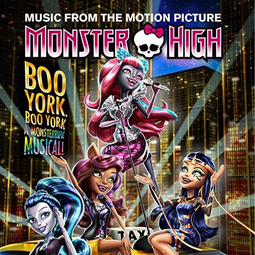 Monster High: Boo York,Bo