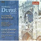 La France au Calvaire by Marcel Dupré and Music by Langlais, Alain, Messiaen