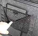 Universal Auto Rückseiten Organizer Netz Schwarz Lagerung Taschen für Car