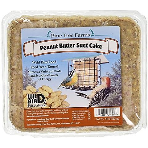 Di grasso burro di arachidi torta