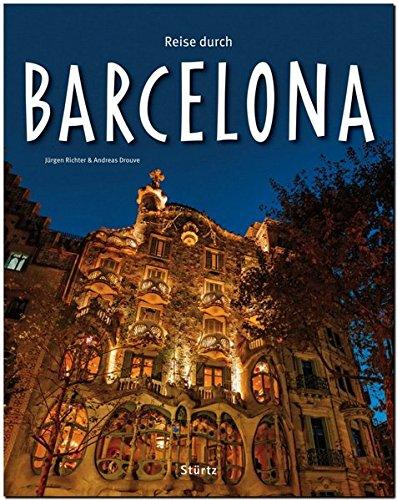 Reise durch BARCELONA - Ein Bildband mit über 170 Bildern auf 140 Seiten - STÜRTZ Verlag (Catalana Musica Palau La De)