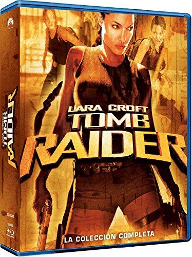 Tomb Raider 1- 2 (Edición 2017) [Blu-ray]