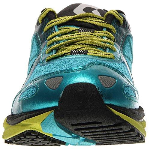 Scott AF + Trainer Road laufschuhe Blau/Gelb Damen Blau / gelb
