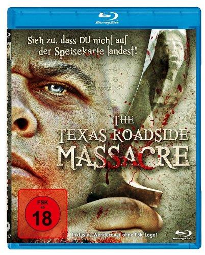 The Texas Roadside Massacre [Blu-Ray]