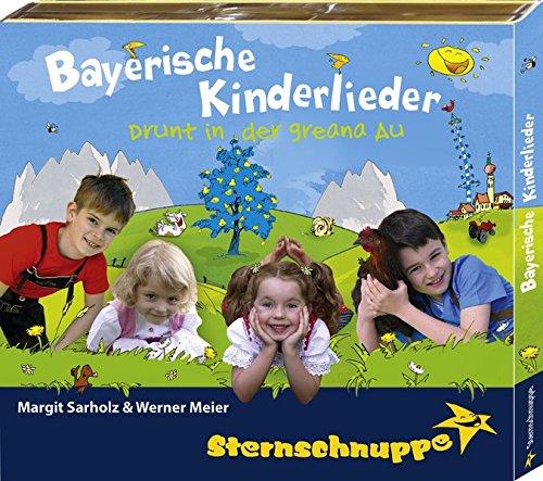 Bayerische Kinderlieder: Drunt in der greana Au - Der Sprache Sprache In