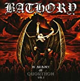 Bathory: In Memory Of Quorthon Vol.1 (Audio CD)