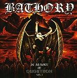 Bathory: In Memory of Quorthon Vol.1 (Audio CD)