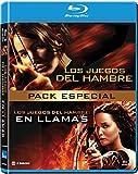 Pack Los Juegos Del Hambre 1 + 2 (Bd) [Blu-ray]