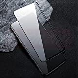 Oppo Find X Lamborghini Edition 5D Tempered Glass Full Curve Quality premium Tempered Glass Screen Protector Anti scratch, 2.5D Round Edge, 0.33mm Thickness, 9H Hardness, Anti Glare, Anti Explosion, Bubble-Free, for Oppo Find X Lamborghini Edition - BLACK