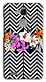 Mixroom - Cover Custodia Case In TPU Silicone Morbida Per Huawei Ascend Mate 7 M576 Fiori