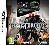 Transformers: Dark of the Moon - Decepticons - with toy (Nintendo DS) [Importación inglesa]