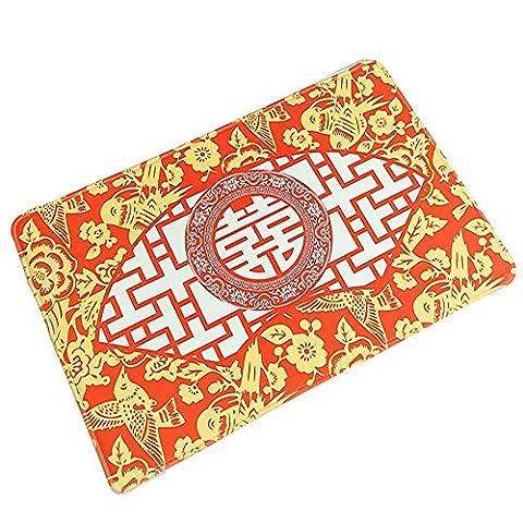 Tapis Carpette Ottomans Tapis Décoratifs Tapis Antidérapants Accessoires de Mariage Style Chinois , tie the knot , 50*80cm