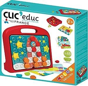 Clic Educ - 785333 - Mosaïque - Color Véhicules