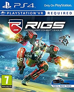 RIGS - Playstation VR (B01KHFJ2UQ) | Amazon price tracker / tracking, Amazon price history charts, Amazon price watches, Amazon price drop alerts