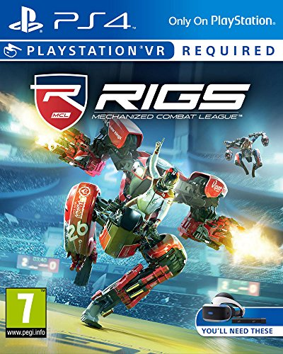 RIGS – Playstation VR