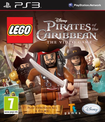Sony [UK-Import]Lego Pirates Of The Caribbean Game PS3
