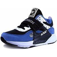 Baskets Garcon Chaussure de Course Enfant Chaussure Filles Sneakers Montantes Mode Sport Running Shoes Competition…
