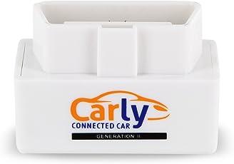 Original Carly für BMW Bluetooth GEN 2 OBD Adapter - Beste App für BMW mit Android - Lebenslange Garantie