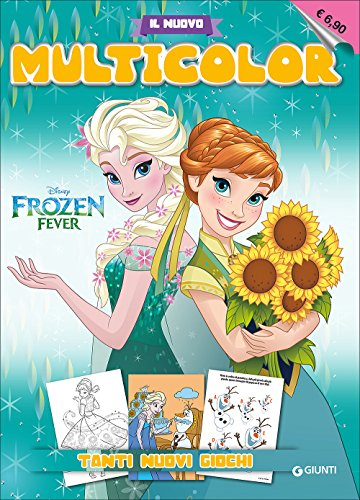 Frozen fever. Il nuovo multicolor. Ediz. illustrata
