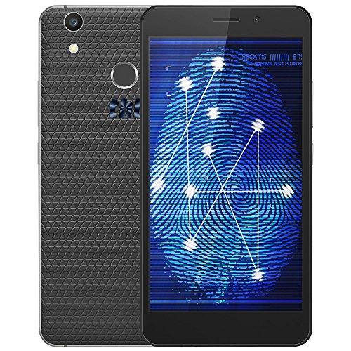 T9-fm Radio (THL T9 Plus 4G Smartphone Android 6.0 5,5 zoll 4G Phablet MTK6737 Quad Core 1,3 GHz 2 GB RAM 16 GB ROM Dual Kameras Fingerabdruckscanner GPS (Schwarz))