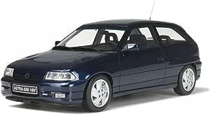 Opel Astra F Gsi 16 V Spectral Blue Model Car Ot203 Otto 1 18 Spielzeug