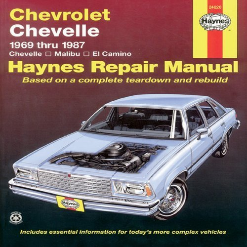 chevrolet-chevelle-malibu-and-el-camino-1969-thru-1987-haynes-repair-manual-1st-first-by-haynes-john