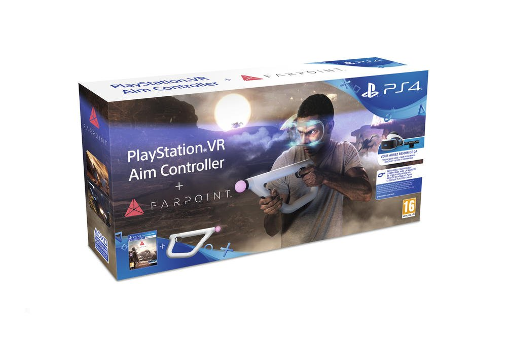 Aim Controller PS VR