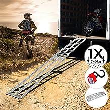 MIADOMODO Rampa de Carga | para Moto, Quad, ATV, Vehículos | Máx.