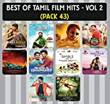 #7: Best of Tamil Film Hits - Vol 2 Pack 43 ( Tamil Film Hits songs in pack of 10 CDs )