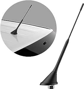 Navitec24 Pkw Dach Antenne 23cm Roka Snap Roka Rast Mit Elektronik