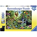 Ravensburger Jungle 200 Piece Jigsaw Puzzle