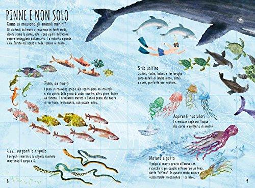 scaricare ebook gratis Il libro del mare. Ediz. a colori PDF Epub