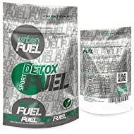 Urban Fuel Detox Fuel Colon Cleanse |Strong Detox Pills | Natural Herbal Detox Diet Pills | Promotes Well-Being | Extreme Cut Water Rention Tablets.