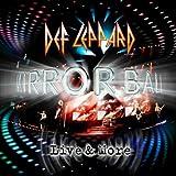 Def Leppard: Mirror Ball-Live & More (Ltd.Gatefold) [Vinyl LP] (Vinyl)
