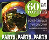 60 Top-Hits - Party,Party,Party: Bacardi Mix/Samba De Janeiro/YMCA/I Will Survive/Born To Be Wild, La Bamba/I Can Boogie/amo! -