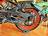 #3: Paddock Stand Replacement - Wheel Roller for Cleaning and Lubrication (Bikes < 170 kgs and Tyre width <170 mm) - GRoller Small