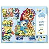 Djeco Kreativ Set Mosaikbilder On a Horse back
