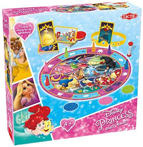 Kinderbrettspiel Disney Princess Party - Spiel (Party-spiele Disney Princess)