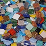 Mixed-Store Glas Mosaik 10 x 10 x 4 mm, 700 g, bunt mix, 803011