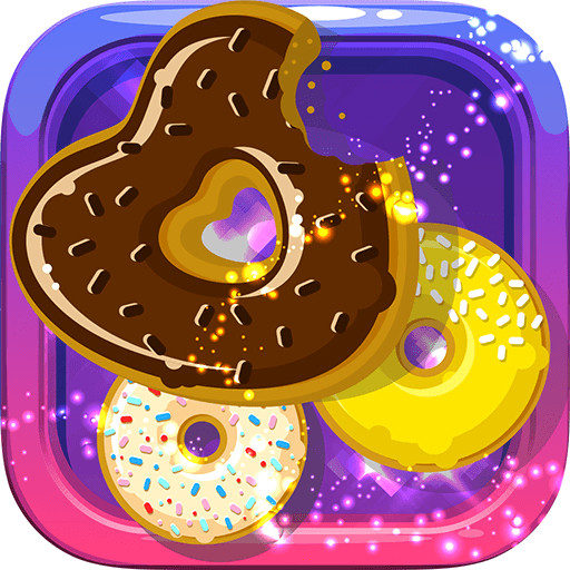 Crazy Chocolate Jewels - Match The Candy Bubbles To Complete The Saga.