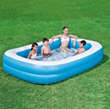 MQ XL Family Pool Schwimmbecken Planschbecken Schwimmbad Swimming-Pool 269cm The Giant