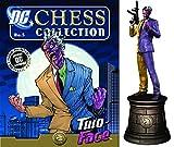 Dc Comics - Figurine De Jeu D'Échecs De Resine Dc Comics Chess Collection Nº 5 Two Face