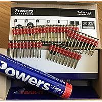 Powers Nägel C5-38MM- XH Gasnagler, Würth DIGA CS-2 , DeWalt ,Powers C5, maxGS73 + Powers Gas
