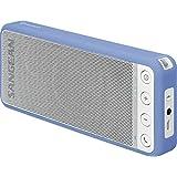 Sangean BluTab BTS-101 Haut-parleur stéréo portable Bluetooth 4.0 Bleu