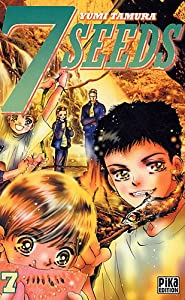 7 Seeds Edition simple Tome 7