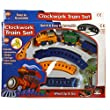 Fancy Classic Collection Boys Clockwork Train Set by A to Z Toys