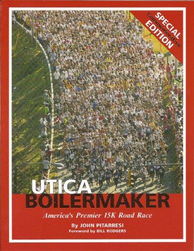 Utica Boilermaker: America's Premier 15k Road Race por John Pitarresi