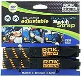 ROK Straps rok-10031Negro/Naranja 18