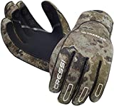 Cressi Ultra Span Gloves - Guantes para hombre (2.5 mm) multicolor camuflaje,talla:XL