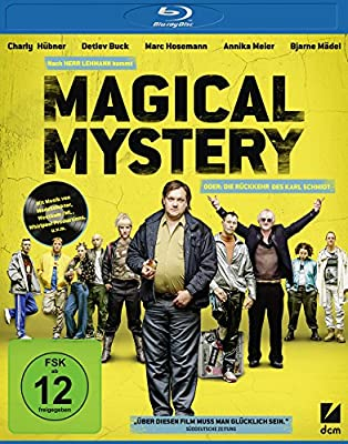 Magical Mystery oder: Die Rückkehr des Karl Schmidt [Blu-ray]